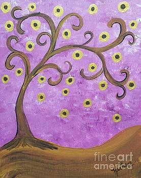 The Golden Tree by Karleen Kareem