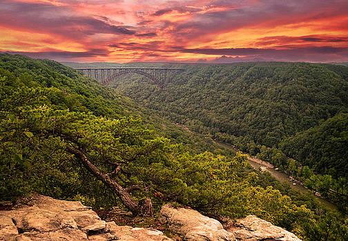 The Gorge by Lj Lambert