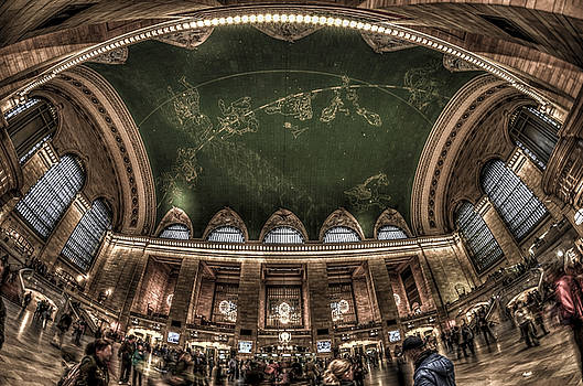 The GRAND Grand Central Terminal by Rafael Quirindongo