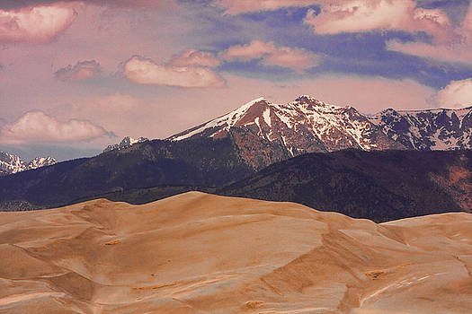 James BO  Insogna - The Great Sand Dunes and Sangre de Cristo Mountains