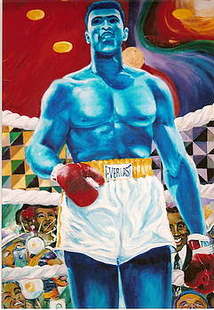 The Greatest by Lee Ransaw