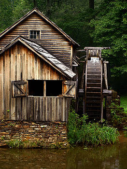 The Grist Mill by JK York