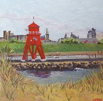 The Groyne by Fred Urron