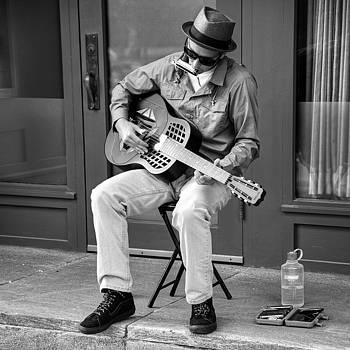 The Guitar Man by Geoffrey Coelho