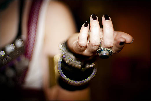 The Hand by Tina Zaknic - Xignich Photography