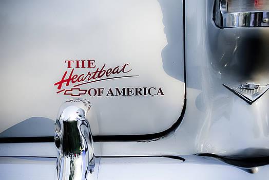 The Heartbeat of America by Jeanne Sheridan