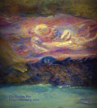 The Heavens Play  by Debi Baughman