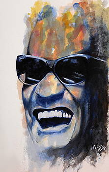 The High Priest of Soul - Ray Charles by William Walts