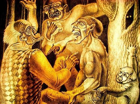 The Hobbit by Denis Hmylnin