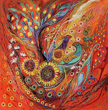 The Holy Land Autumn by Elena Kotliarker