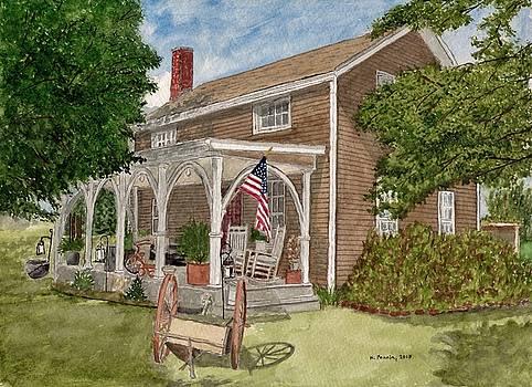 The Homestead by B Kathleen Fannin