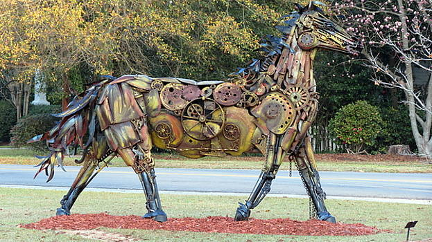 The Horse by Issiah Ross