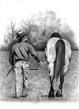 Joyce Geleynse - The Horse Trainer No. 3