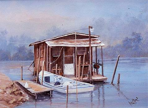 The House Boat by Sue Coley