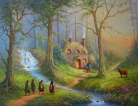 The House Of Tom Bombadil.  by Joe  Gilronan