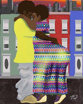 The Hug by David James