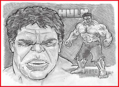 Chris  DelVecchio - The Hulk Hulk