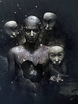 The Human In Me by Cameron Gray