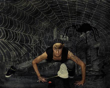 The Hunter by Terry Fleckney