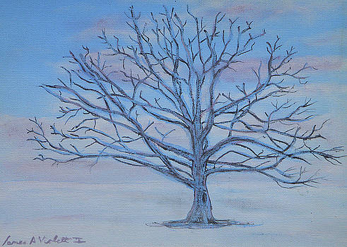The Ice Tree by James Violett II
