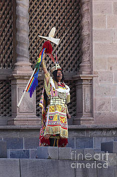 James Brunker - The Inca Celebrates Inti Raymi