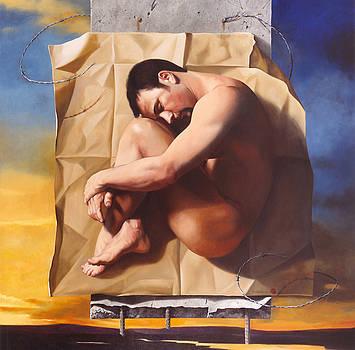 The Incarnation of a Dream by Jorge  Alberto Gonzalez