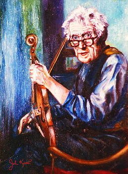 The Irish Violin Maker by John Keaton