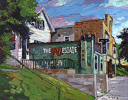 The Jazz Estate by Dale Knaak