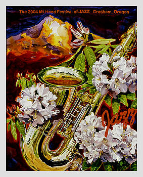 The Jazz Poster That Never Was by Mike Hill