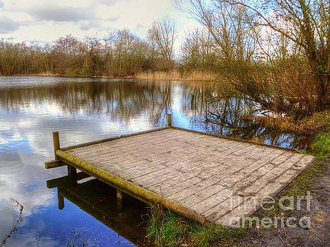 The Jetty by Vicki Spindler