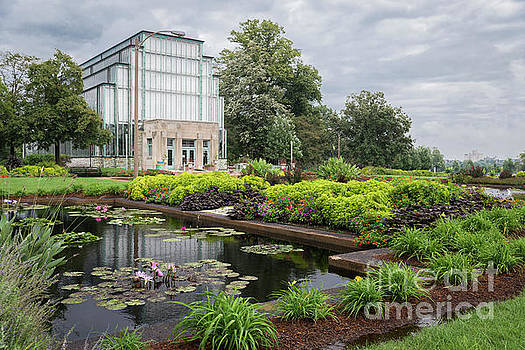 The Jewel Box at Forest Park by Andrea Silies