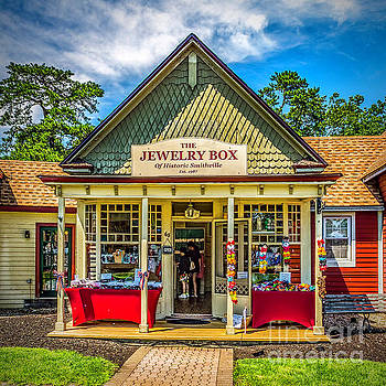 The Jewelry Box at Smithville by Nick Zelinsky