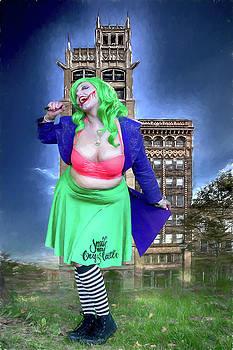 The Joker is a Woman by John Haldane