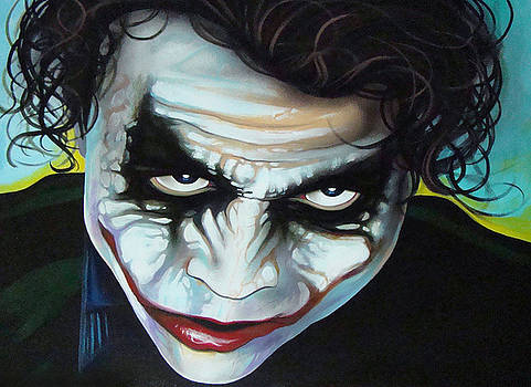 The Joker by Joshua South