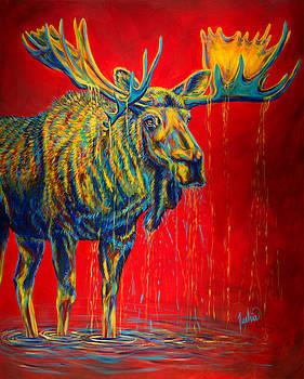 The King by Teshia Art