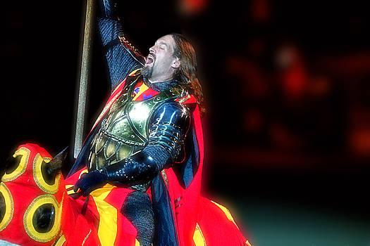 The King's Knight by Amanda Struz