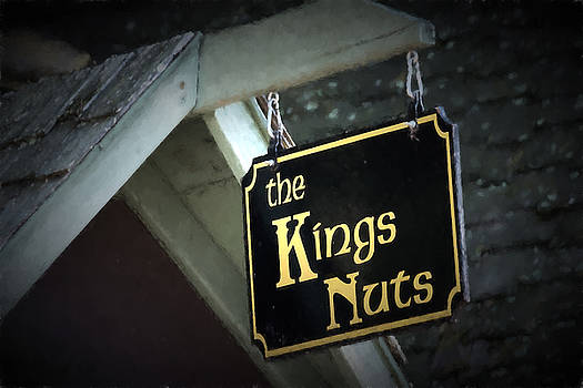 The Kings Nuts by Black Brook Photography