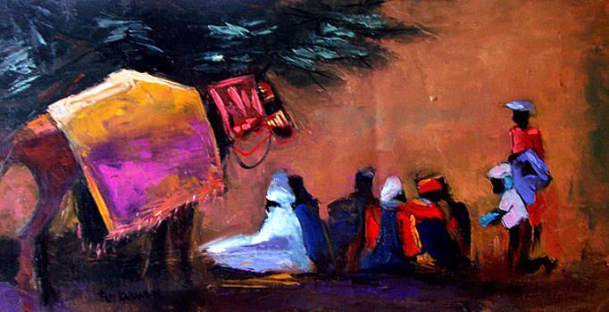 The Kings Rest by Timi Kakandar