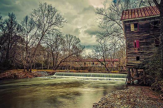 The Kymulga Mill by Phillip Burrow