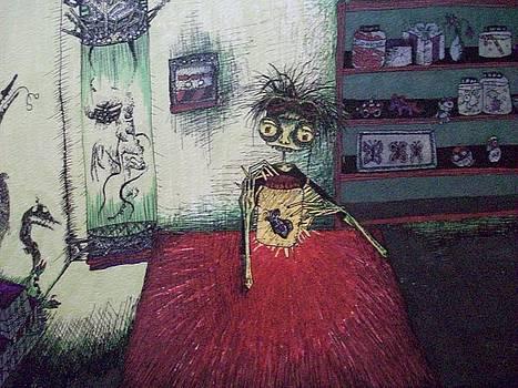 The Lab Rat by Beka Burns