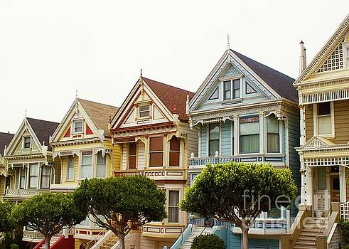 The Ladies of Alamo Square by Alice Mainville