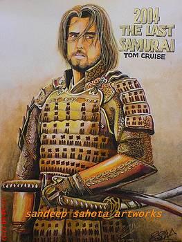 The Last Samurai 2004 by Sandeep Kumar Sahota