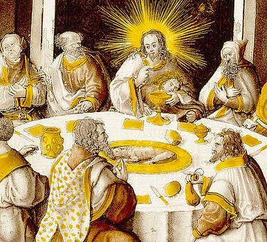 Jacob Cornelisz van Oostsanen - The Last Supper