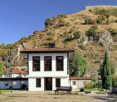 The League of Prizren building by Hons084
