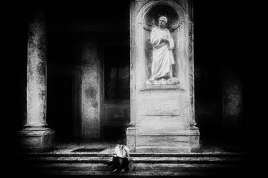 The Legacy - black / white street photography by Frank Andree