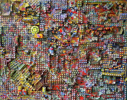 The lego city by Dylan Chambers