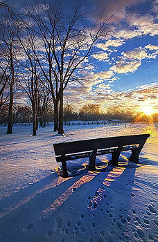 The Light That Beckons by Phil Koch