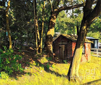 The Little Cabin by Miriam Danar