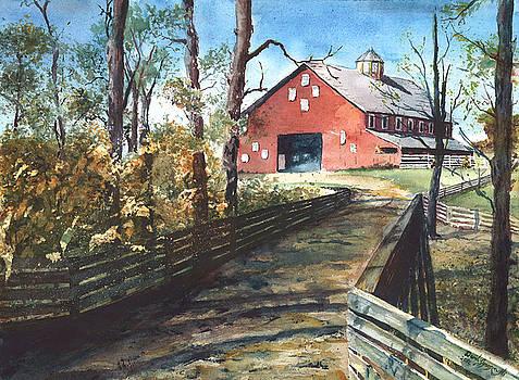 The Living Farm by David Ignaszewski