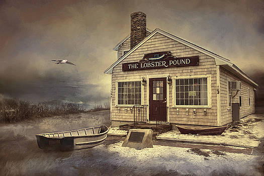 The Lobster Pound by Robin-Lee Vieira
